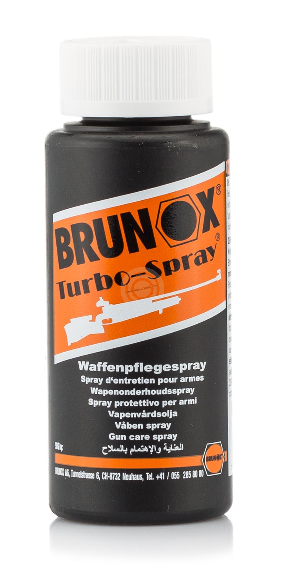 Recharge d'huile BRUNOX Turbo Spray 100ml