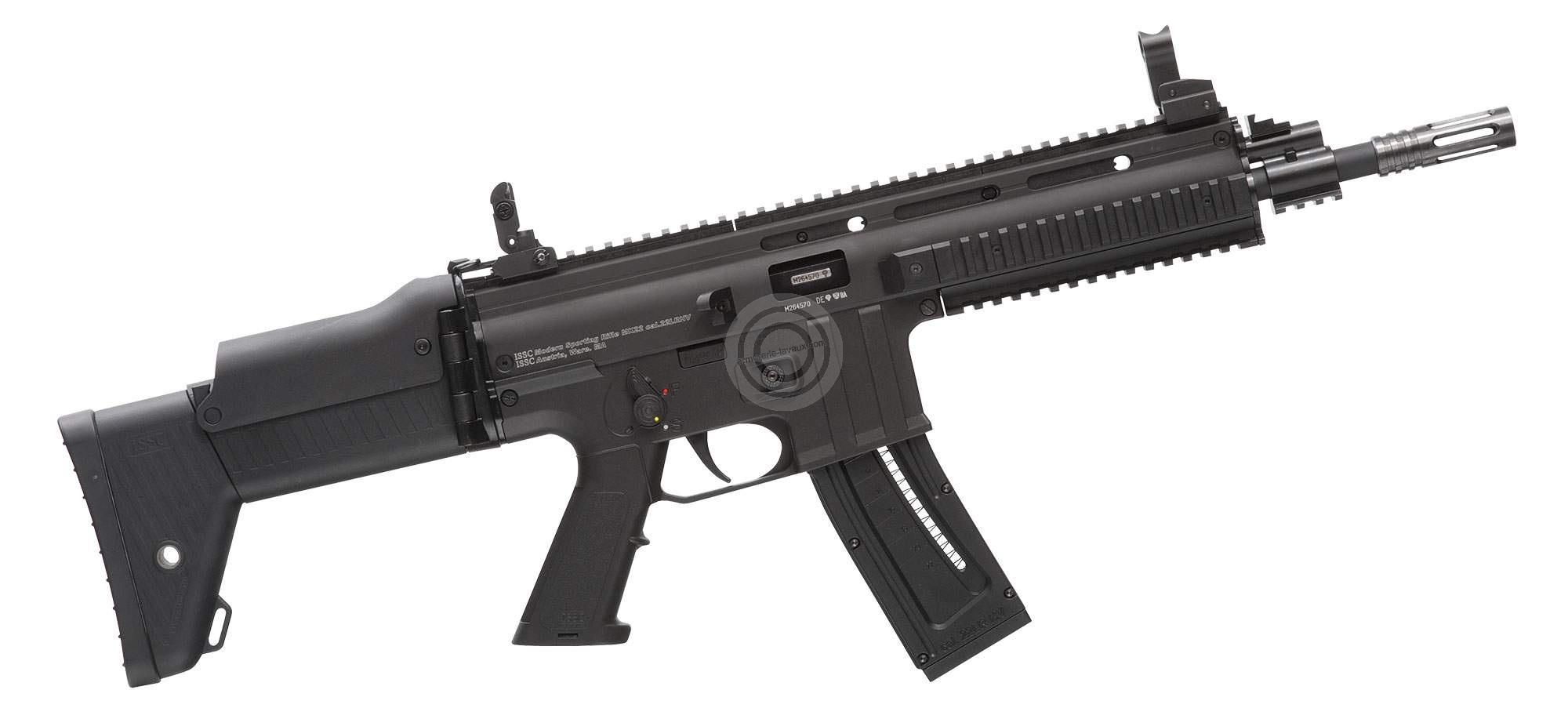 "Carabine semi-automatique ISSC MSR MK22 Commando 12"" Bronzé cal.22 Lr"