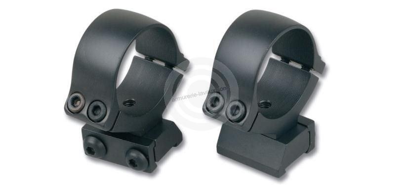 Montage CZ 527 diamètre 25,4mm