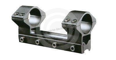 Montage monobloc STOEGER diamètre 25,4mm - Rail de 11 mm