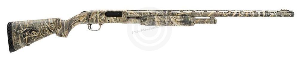 Fusil à pompe MOSSBERG 500 Duck Commander Waterfool cal.12/76 (canon de 71cm)