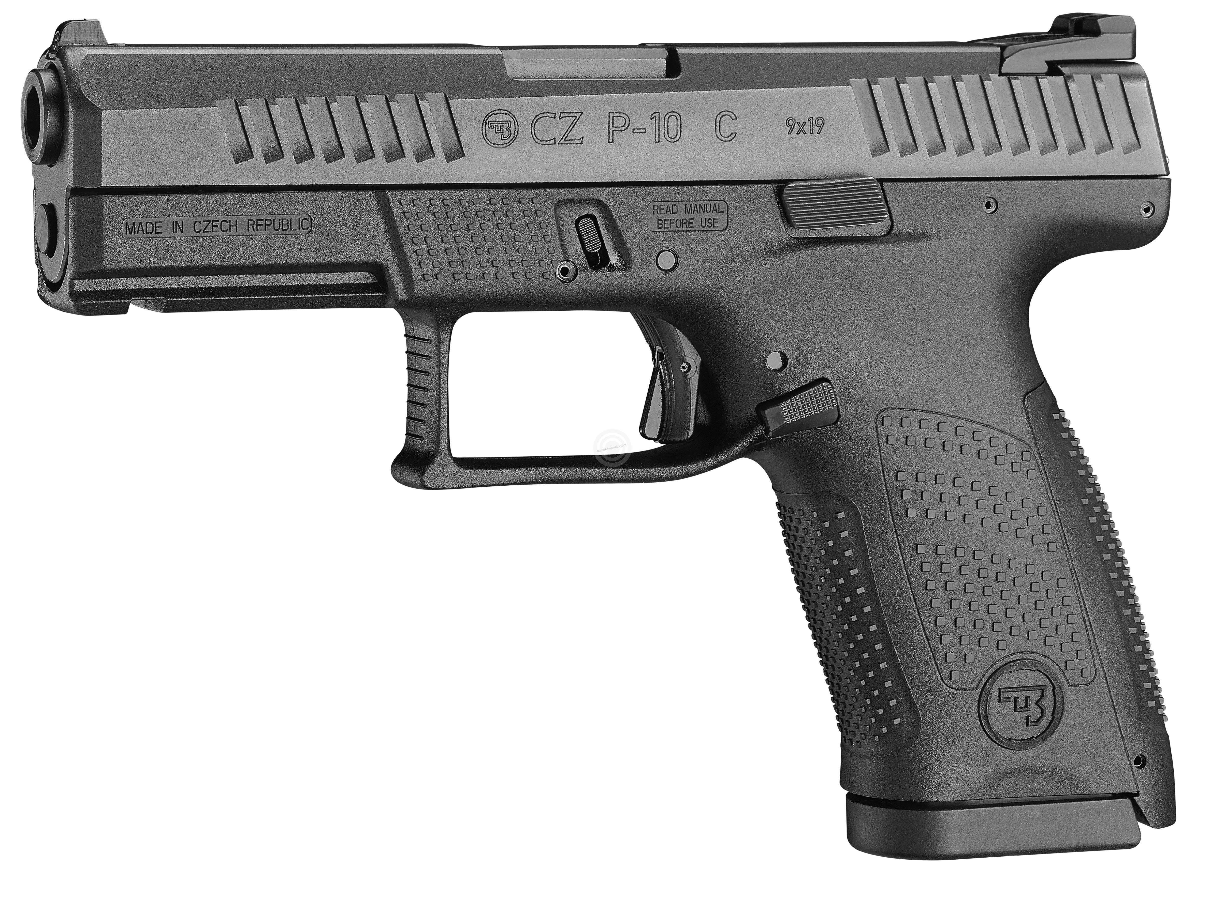 Pistolet CZ P-10 C calibre 9x19