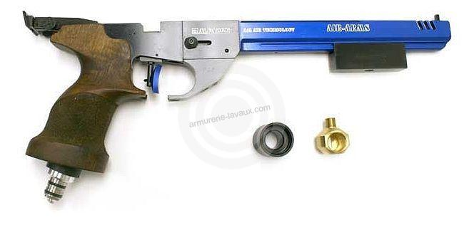 Pistolet de comp�tition AIR ARMS ALFA Sport Comp�tition cal.4,5mm