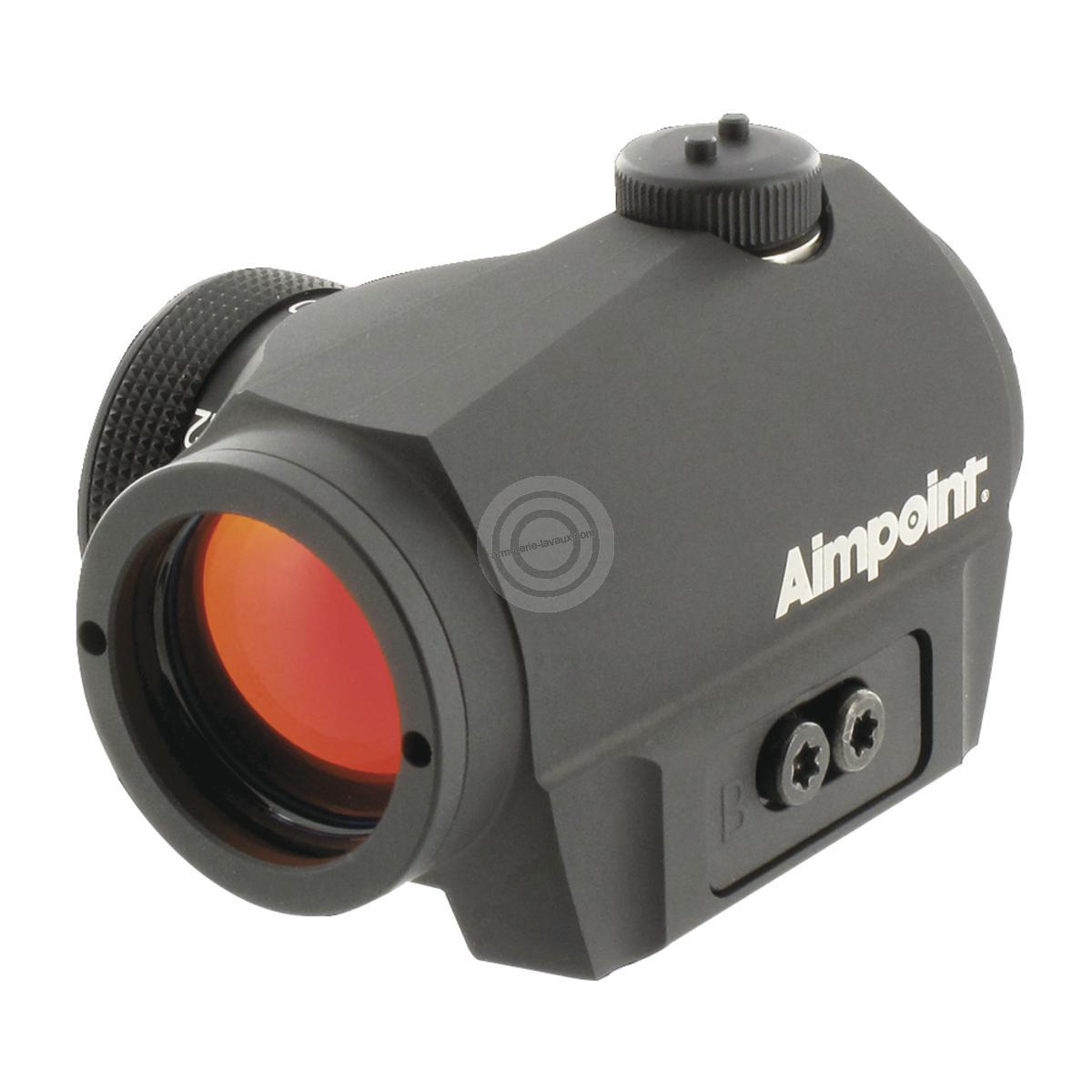 Viseur point Rouge AIMPOINT MICRO S1 6MOA (spécial fusil de chasse)