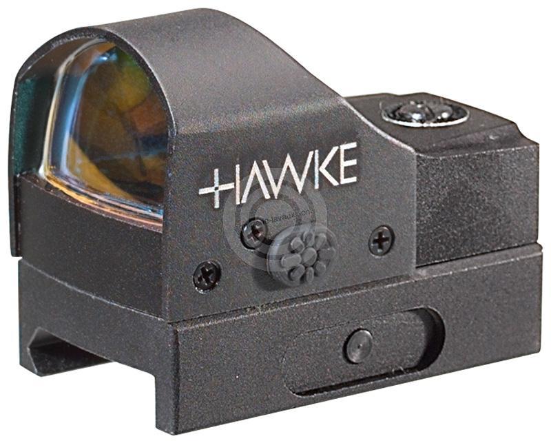 Viseur point rouge HAWKE Reflex Sight 5 MOA