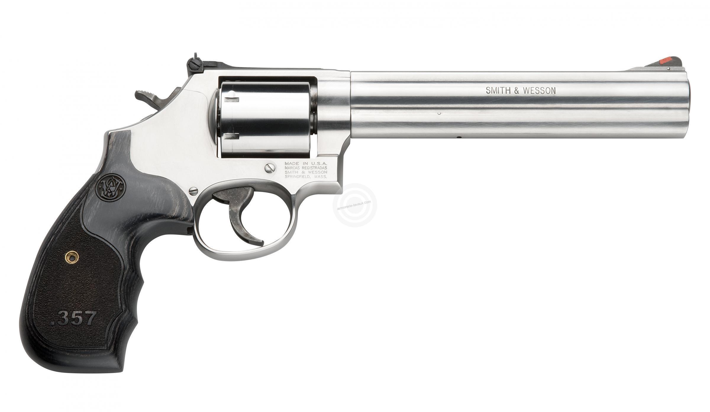 Revolver SMITH & WESSON 686 PLUS 3-5-7 Magnum Series 7