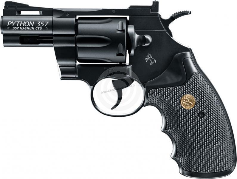 Revolver COLT Python 357 2.5'' Bronzé UMAREX Cal.4,5mm