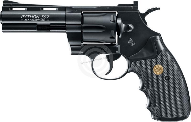 Revolver COLT Python 357 4'' Bronzé UMAREX Cal.4,5mm