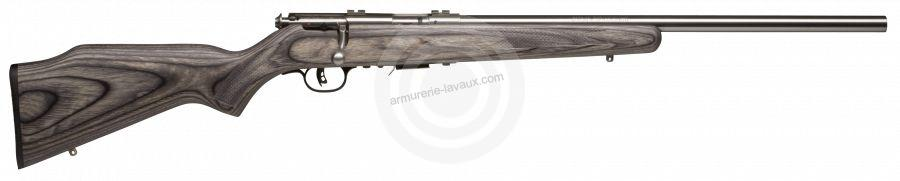 Carabine cal.17 HMR SAVAGE Varmint lamellé MARK 93R17 BVSS