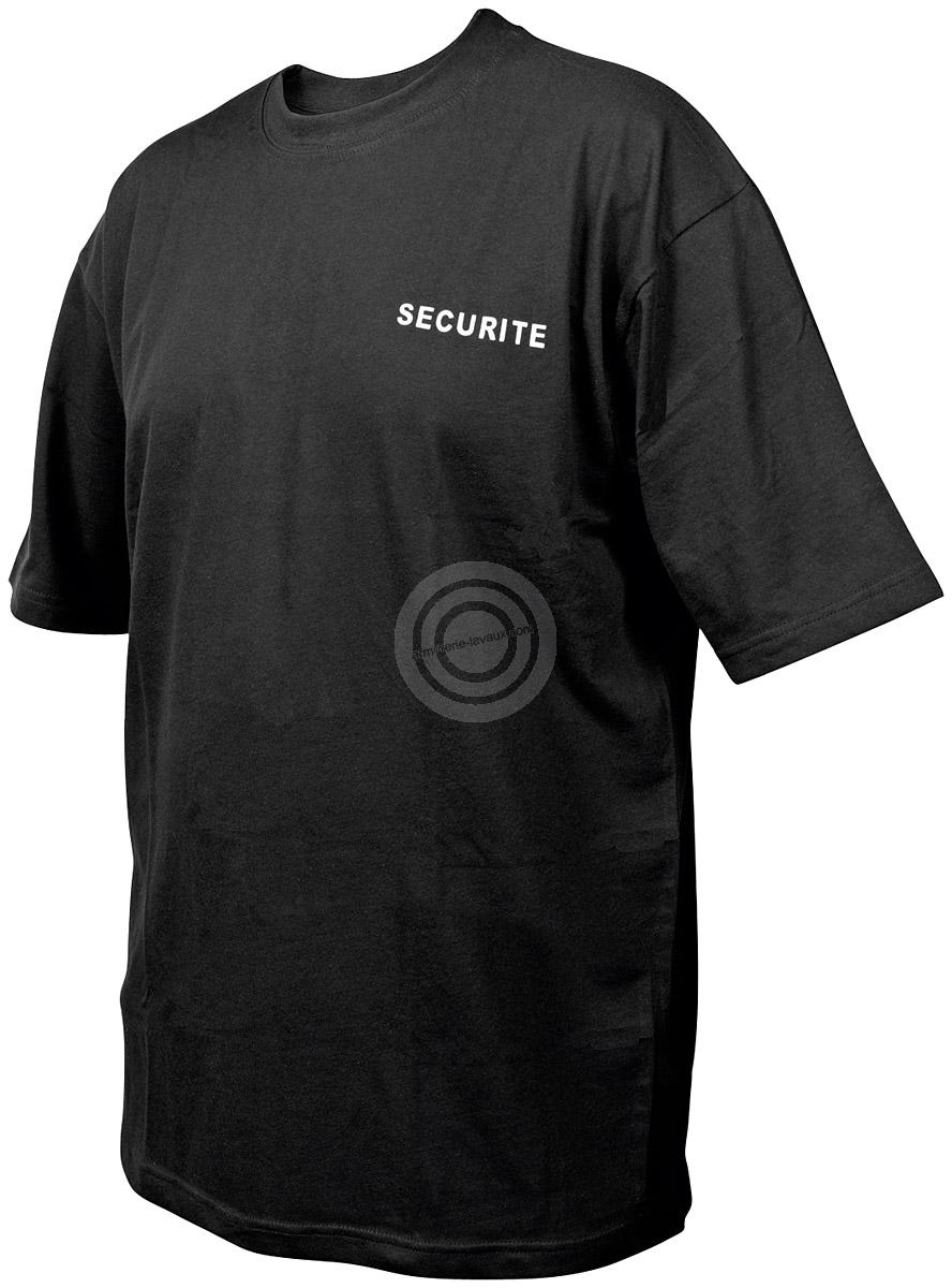 T-shirt sécurité Taille.XL