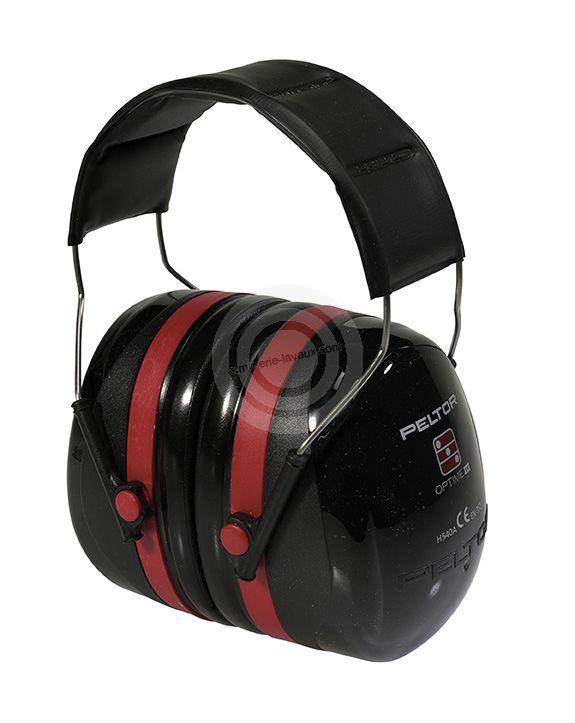 casque anti bruit peltor optime iii rayon chasse sur. Black Bedroom Furniture Sets. Home Design Ideas